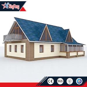 Prefabricated Single Slope Cabins House, Prefabricated