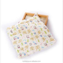 Wholesale Cheap Gift Customized Baby 100% Cotton Face Towel Hanging Hand Washing Towels