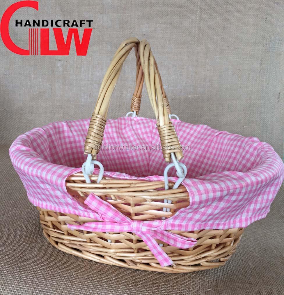 Willow Basket,Wedding Fruit Basket Decoration,Decorative Baskets For ...