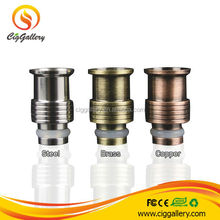 Cig Gallery Newly original high tech mod stainless steel hookah drip tips