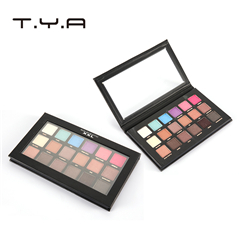 23 สี custom lady makeup เครื่องสำอางค์อายแชโดว์ palette matte สำหรับทุกวัน