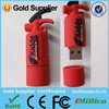 Manufacturer of custom fire extinguisher U disk shell fire equipment USB Flash Drives