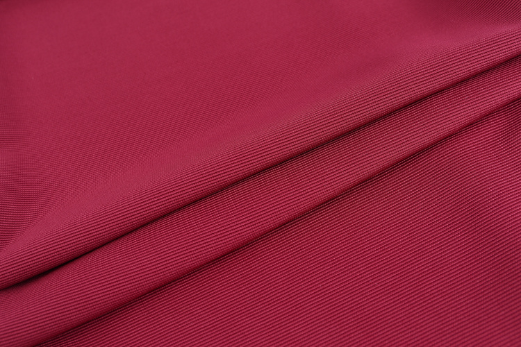 cheap single 90 10 poly spandex auto stripe jersey fabric shaoxing