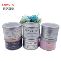 Cake tin box dessert food jar mousse cake tin can tinplate Baking package box
