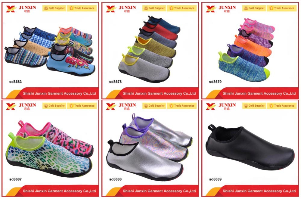 China Wholesale Good Quality Beach Shoes Swimming Aqua Shoes