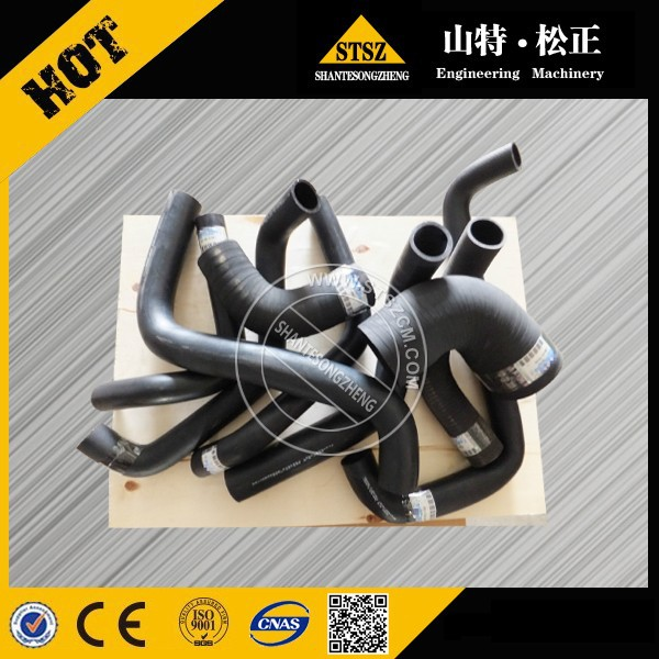 Hose on PC400-7/PC400-8 in cooling system of cooling stay and after cooler piping 6156-11-4470/208-03-76630