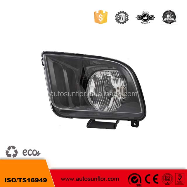 Car Headlight Headlamp FOR aftermarket MUSTANG 2005-2008