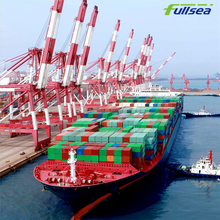 sea freight rate and door to door sevice from china to new zealand