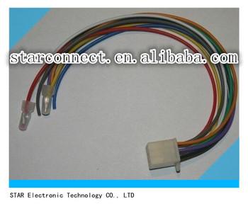 Kubota 9 Pin Install Radio Wire Harness Connector - Buy