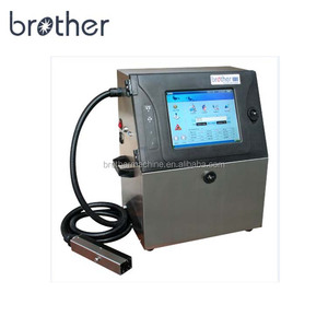 New Product Sop800 Series Touch Screen Brother Pvc Label Pipe Code Ink Jet Printer Printing Machine