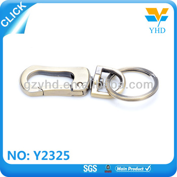 2017 new product mini trigger snap hook for bags with factory price