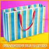 (BLF-PB233)full color printing cotton handle paper shoe bag