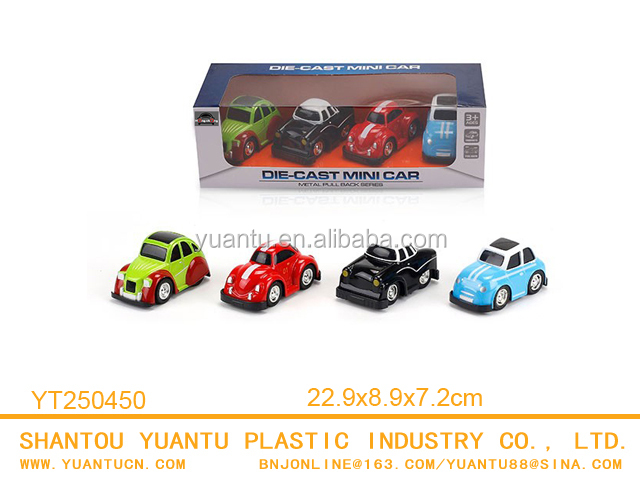 Children's toy alloy car six pack engineering fire excavator model toy wholesale