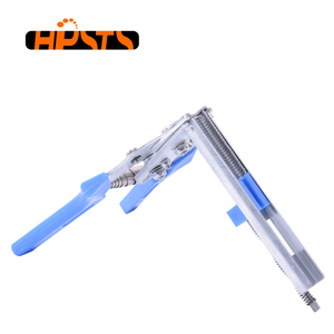 Blue animal farm sharp Install tool M ring clamp plier for rabbit cage