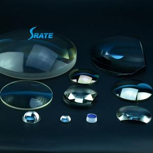 Optical Spherical Lenses, magnifiy glass lenses, plano and convex lens