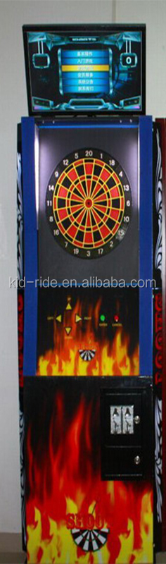 Indoor Entertainment  Arcade Dart Game Machine Electronic  Board  for  Adults