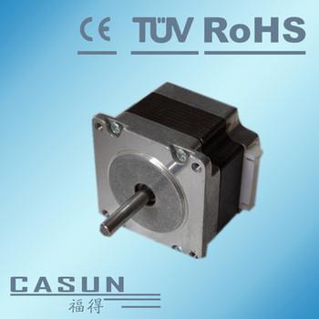 High power nema 23 stepper motor 57 76 6v 249 oz in torque for High power stepper motor