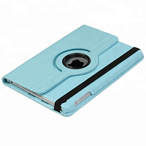 360 Degrees Rotating PU Leather Cover for Apple iPad 2 3 4 Case Stand Cases A1395 A1396 A1430