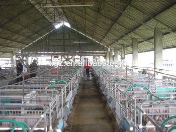 Prefab Steel Structure Pig Farm House Buy Pig Farm House