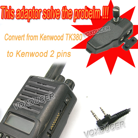 For Kenwood Transceiver Tk-3180 Tk-385 Nx-200 Tk-2140 Two-way ...