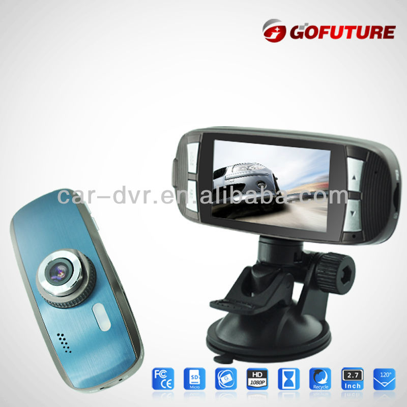 Night vision king 2.7 Inch HD 1080P Car DVR Car Black Box,G-Sensor And GPS