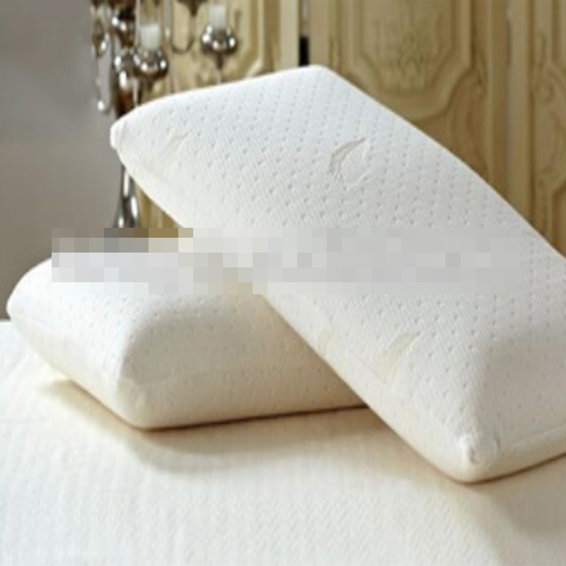 Jacquard Polyester Fabric Memory Foam Pillow