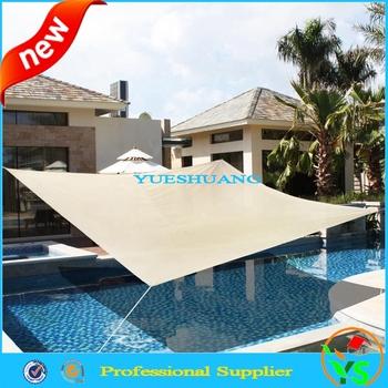 Sun Protective Shade Sails For Swimming Pool - Buy Shade Sail,Swimming Pool  Use Shade Sails,Sun Shadow Sail Product on Alibaba.com