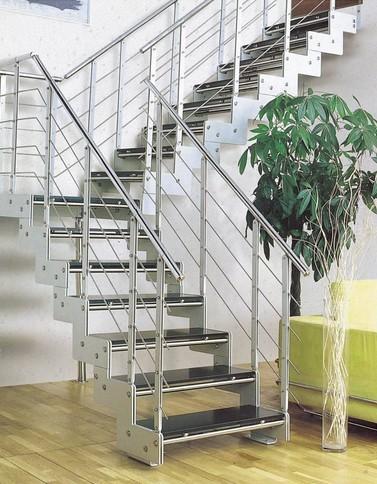 Residential Steel Baluster Railing Folding Stairs Buy