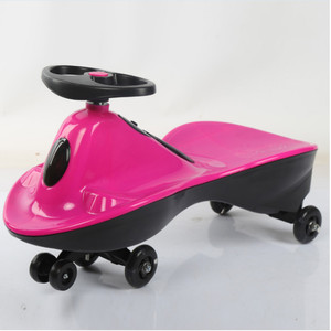 2018 Hot selling kids Swaying Car /China swing car for baby / Flashing light kids swaying car