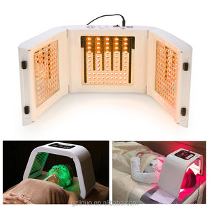 4 Colors PDT LED Light/ PDT LED Light Therapy Machine for Salon Use