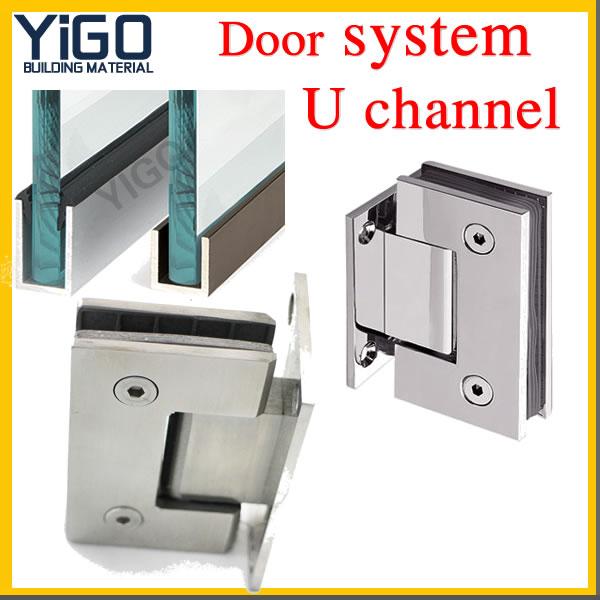 Glass Door Lock Hardware Sliding Handle And Lockit