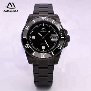 Miyota 8215 10atm 20atm 30atm waterproof custom oem men automatic diver watch
