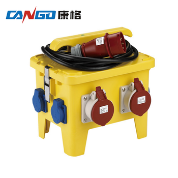 Factory Directly Sell Industrial Socket Box