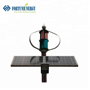 Vertical Axis Small Wind Magnet Generator