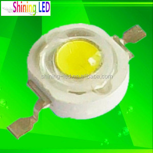 Lamp Bead Cool White 6000-6500K 220-280lm High Power Diode 3W Bridgelux LED Chips