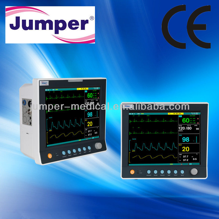 medical device/patient monitor device/12.1inch/6 parameters/medical clinic supplies