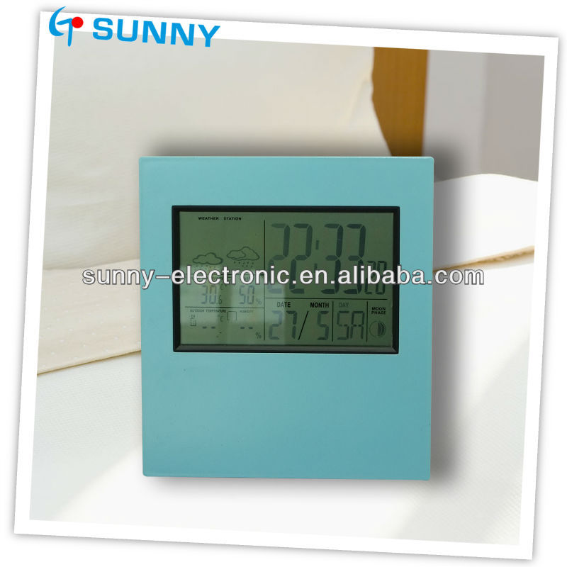 Cheap Touch Screen Digital Clock