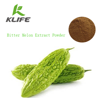 High quality bitter melon extract powder charantin Support and lower healthy blood sugar levels and blood pressure