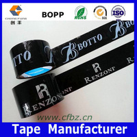 Company Logo Advertising BOPP Packing Custom Sticky OPP Tape