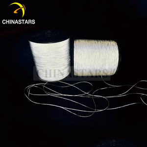 High Visibility Double Side Silver Reflective Thread Retro Reflective Knitting Yarn Reflective fabric Yarn For Knitting
