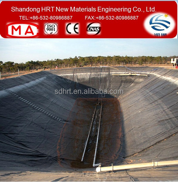 Water Pond Liner HDPE Geomembrane Price