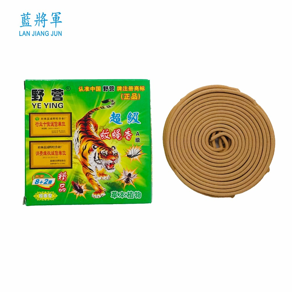 Mosquito repellent incense High quality mirco-smoke mosquito coil