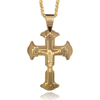 Wholesale Cheap Pendant Gold Jewellery Designs Necklace Jesus Pendant