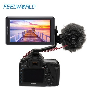 FEELWORLD New arrival 5.7 inch 1920*1080 full HD IPS 4k hdmi monitor with special tilt arm