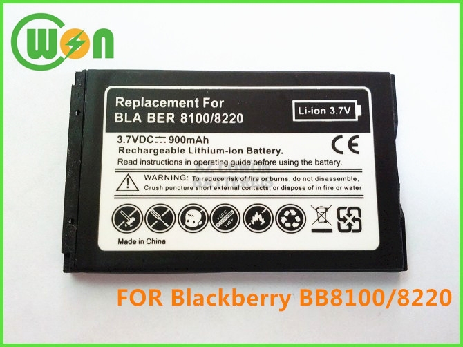 Li-ion Replacement battery for Blackberry 8100 8100C 8100R 8110 8130 8130B 8220 Pearl 8220 BAT-11004-001 C-M2 YPD265