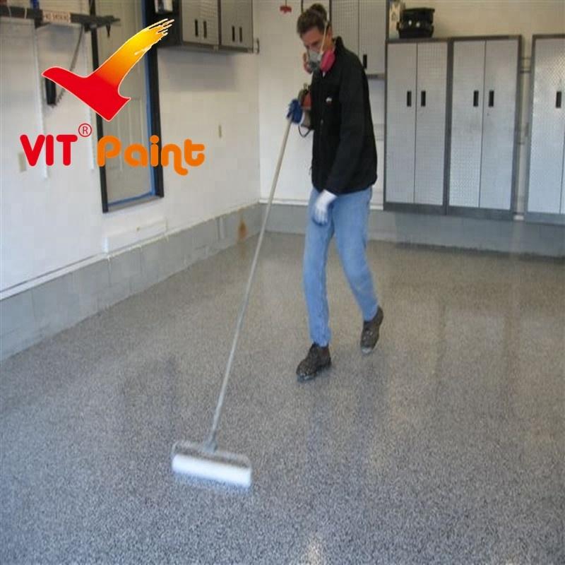 Floor Epoxy Coating Resin