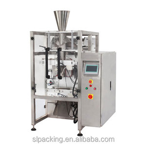SLIV-720 Simple working Automatic Date Printing Melon seed Pouch Packing Machine