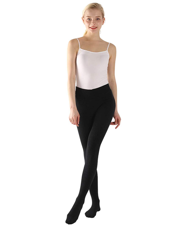 141adbd2ba23dc Get Quotations · Fleece Leggings For Women, INCHER Stirrup Leggings,Warm  Fleece Lined Tights High Waist Winter