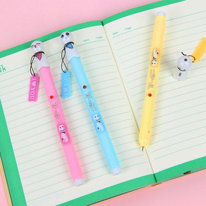 Good quality lovely Sunny doll gel pen for school students