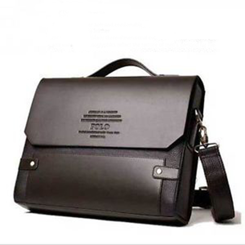 Office OL Man Bags New Formal Casual Leather Shoulder Bag For Men ... 63c9d0bbad0b5